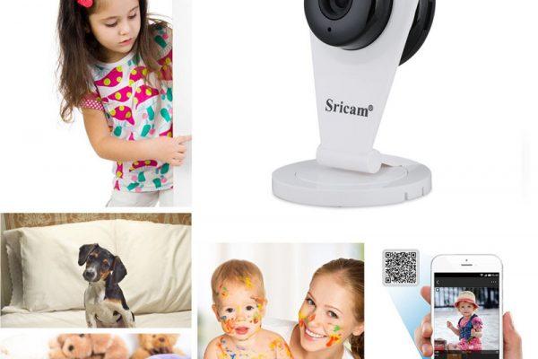 دوربین مراقبت کودک sricam