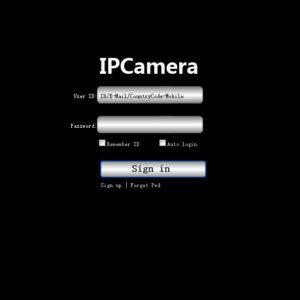 دیدن تصاویر دوربین وایرلس در اینترنت