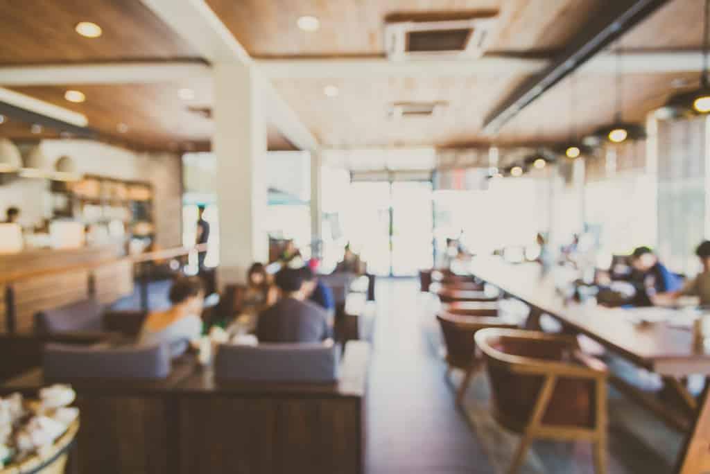 استفاده از دوربین مداربسته وایرلس در رستوران