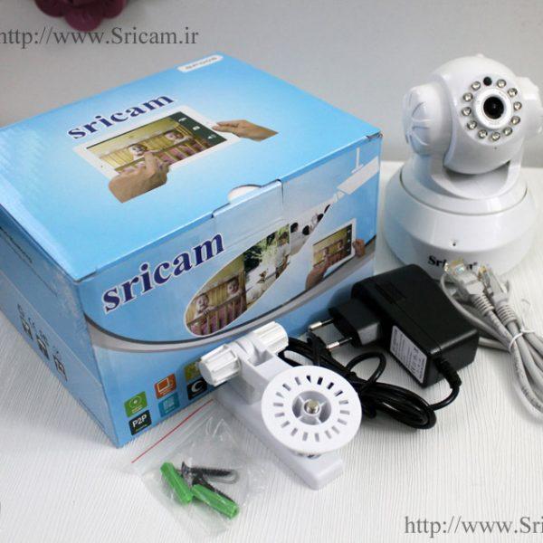 دوربین وایرلس sricam