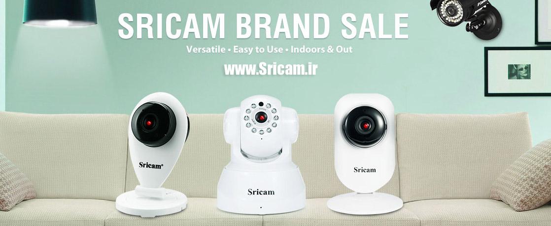 نحوه راه اندازی دوربین وایرلس sricam