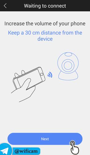 راهنمای نصب دوربین وایفای با اپلیکیشن yoosee