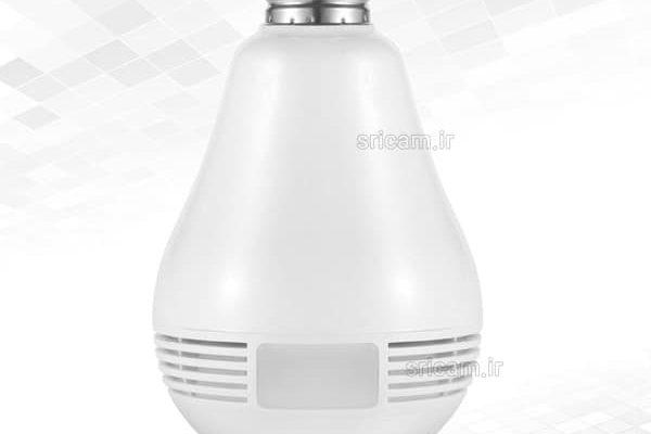 راهنمای نصب دوربین لامپی icsee
