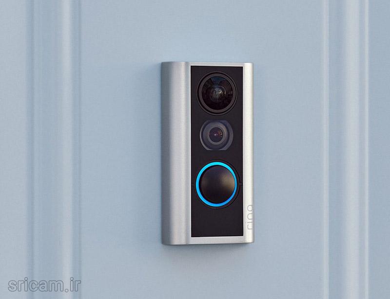 زنگ وایرلس دوربین دار Ring Door View Cam