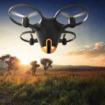 سیستم امنیتی Sunflower Drone