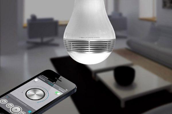 لامپ هوشمند اسپیکر دار PlayBulb