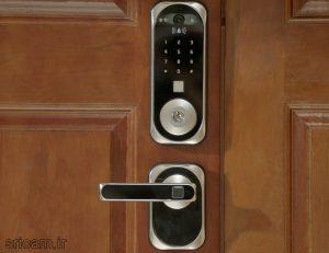 دوربین هوشمند Door Lock