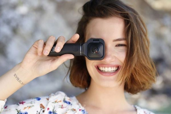 دوربین پاناروما و واقعیت مجازی Vuze
