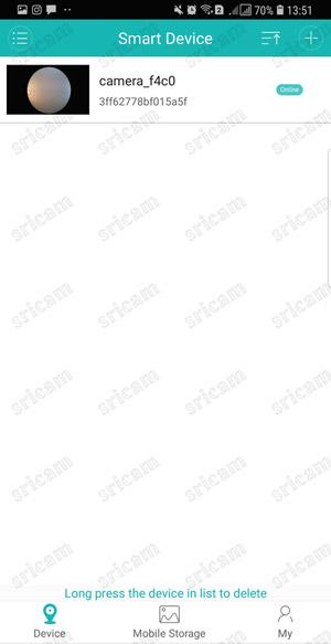 راهنمای اتصال دوربین لامپی به مودم 01