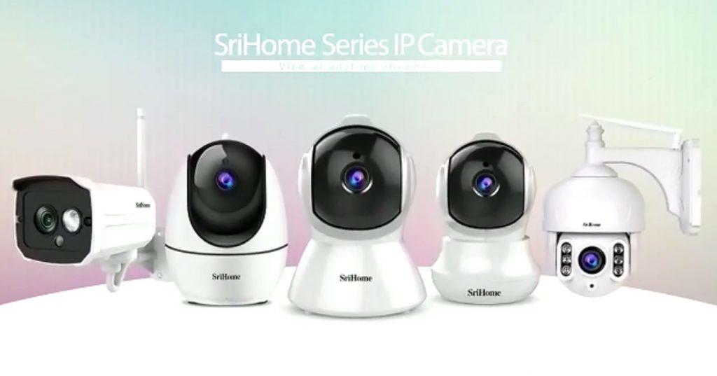 دوربینهای SriHome