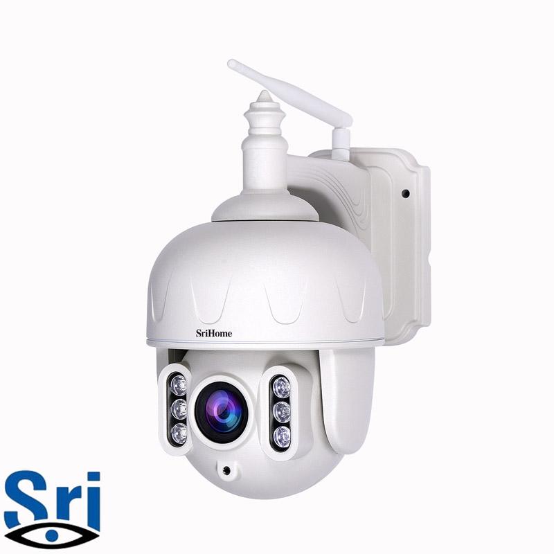 دوربین وایرلس چرخشی ضدآب sh028-5
