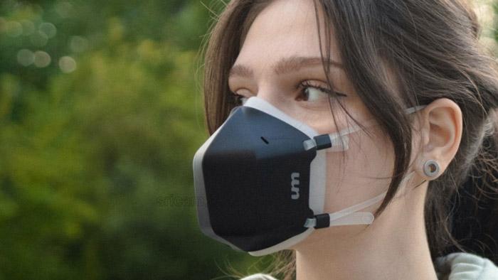 ماسک هوشمند UV - 01