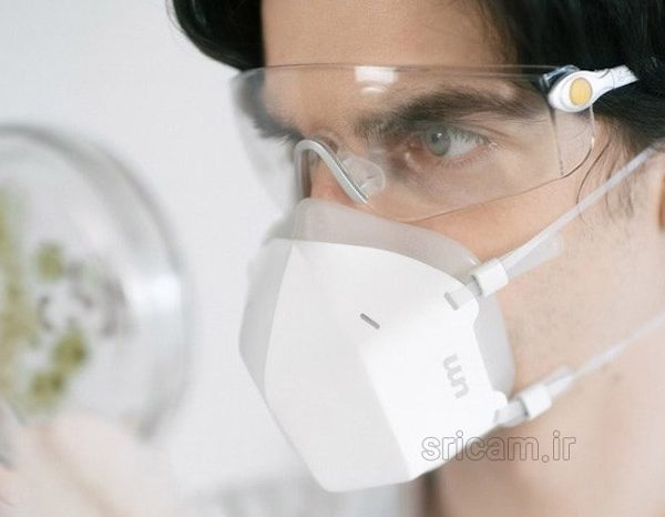ماسک هوشمند UV